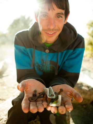 Off the Wall with Alex Honnold