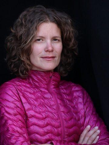 Majka Burhardt Leads Climb to Save the Planet