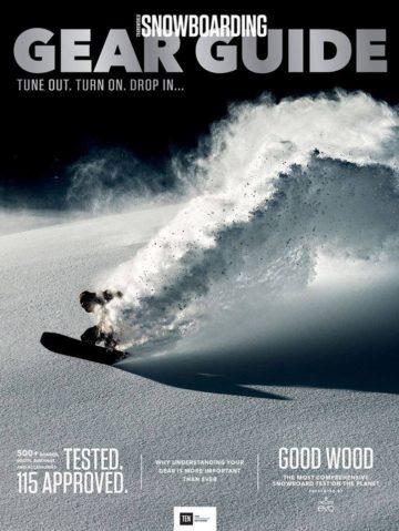 2017 TransWorld Snowboarding Gear Guide