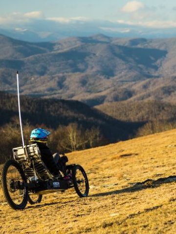 Outrider: Bike Adventure For Differently-Abled