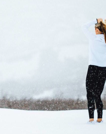 Stay Psyched to Train–Even in the Midst of a Blizzard