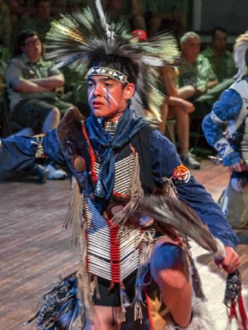 Koshare Dancers of Southeast Colorado