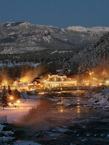 Winter Weekend In Pagosa Springs