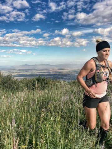 How To Stay Body Positive In Trail Running