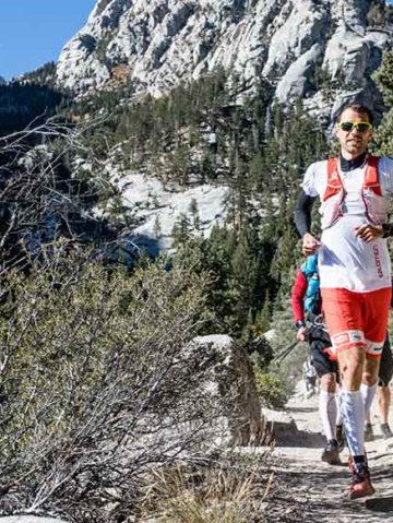 D'Haene Sets the John Muir Trail FKT After Winning UTMB