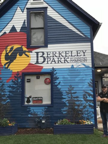 Gear Closet: Berkeley Park Running Co.
