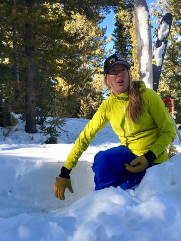 Backcountry Brain: New Avalanche Courses