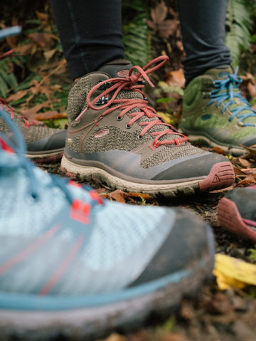 First KEEN Boot For Women: Terradora Put To Test