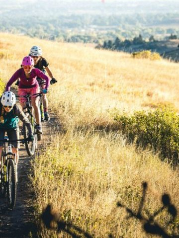 Debut Event: Make Off-Road Cycling Inclusive