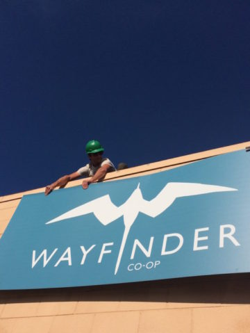 Denver's Newest Coworking Space Doubles as a Co-Op