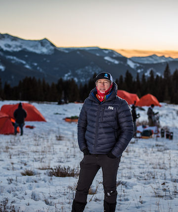 Crested Butte Winter Camping in a Changing Climate