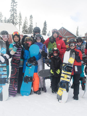 Don't Believe the Hype: Youth Snowboarding is Thriving