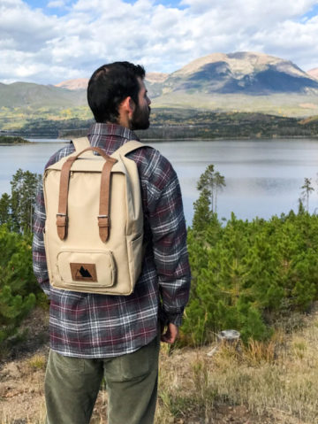 This Colorado-Made Travel Backpack Feeds Hungry Families