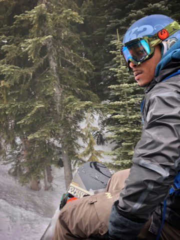 Participation and Diversity in Snowsports: Q&A with James Mills
