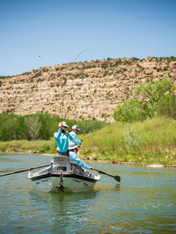 These Two Nonprofits Support Female Anglers