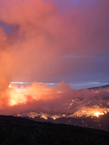 Wildfires in Colorado Impact Outdoor Recreation