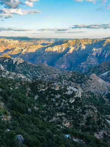 Connecting with Tarahumara Via Trail Running