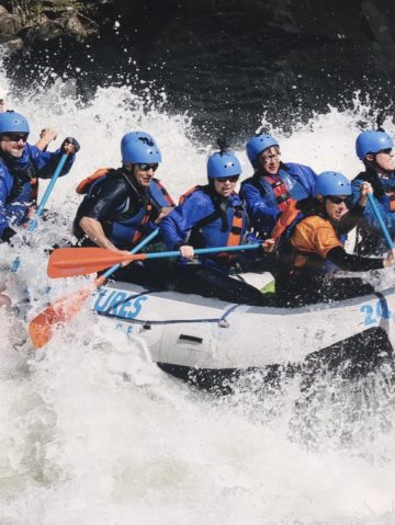 Paddle The Gauley River This October