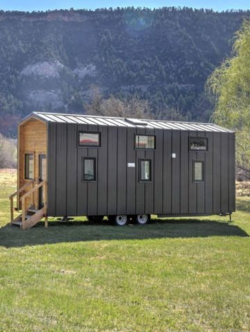 Tiny Home Village Coming to the Colorado Mountains