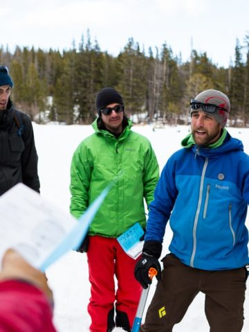 Are You Ready For Your First Avalanche Course?