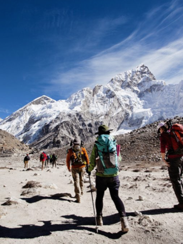 How to Hike to Everest Base Camp
