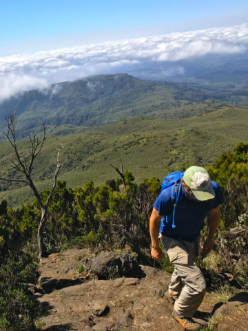 How I Gave Back to Kids By Summiting Kenya's Peaks