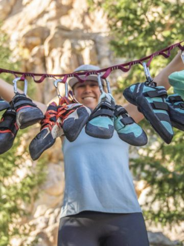 The Best Women's Climbing Shoes of 2019