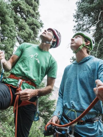 Indoor Climbing Needs More Gym-to-Crag Programs