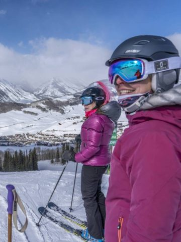 8 Reasons Women's Big-Mountain Ski Camps Are Rad