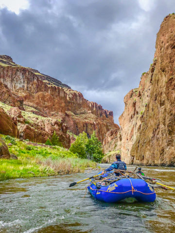 Rowing the World's Wildest Rivers: Jarbidge-Bruneau